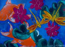 Dragonflys von julie butterworth