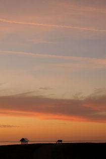 Cloudy Sunset von Peter Steinhagen