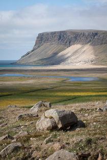 farbige Westfjorde von Anne-Barbara Bernhard