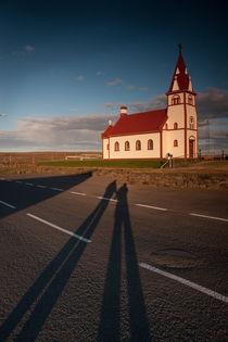 lange Schatten by Anne-Barbara Bernhard