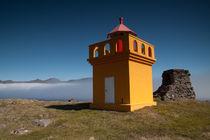 kleiner Leuchtturm --Island by Anne-Barbara Bernhard