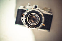 Antique 35mm Closeup  by monkeycrisisonmars