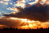 Sun-set by Ingrid Eichhorst