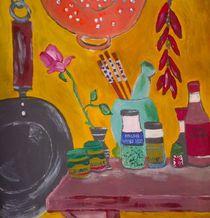 Saffron And Chillies von julie butterworth