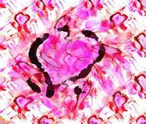 Fliegende Herzen by pemalilly