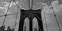 Brooklyn Bridge I von Marcus Kaspar