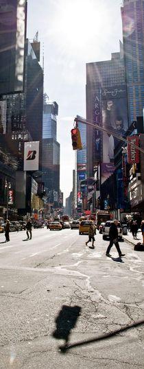 NYC Street Scene III von Marcus Kaspar