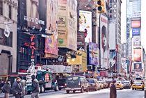 New York Street Scene I von Marcus Kaspar