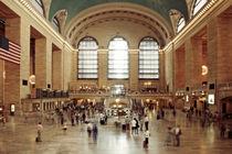 Grand Central Terminal by Marcus Kaspar