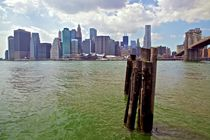 NYC Skyline III by Marcus Kaspar
