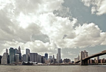 NYC Skyline II by Marcus Kaspar