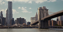 NYC Skyline by Marcus Kaspar