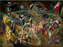 Sie freuen sich aufs Jenseits by David Renson