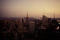 NYC ESB III von Marcus Kaspar