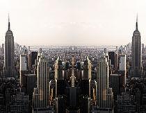 NYC ESB + ESB von Marcus Kaspar