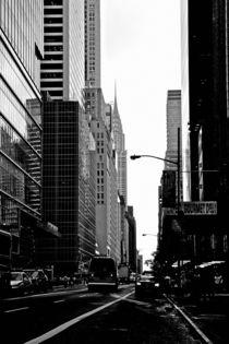 NYC Street II von Marcus Kaspar
