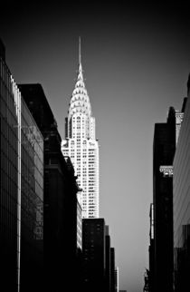 NYC Chrysler Building by Marcus Kaspar