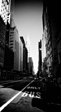 NYC Street I von Marcus Kaspar