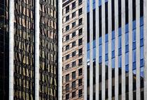 NYC Structure III von Marcus Kaspar