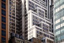 NYC Structure I von Marcus Kaspar