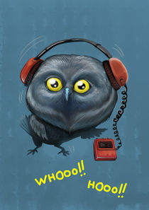 Hooting Lesson by Borja Panadero