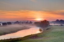 Herbstmorgen von Michaela Rau