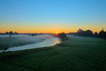 Herbstmorgen III by Michaela Rau