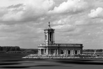 Normanton Church by Louise Heusinkveld