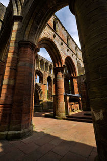 Lanercost Priory by Louise Heusinkveld