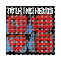 'Pantone Album Talking Heads - Remain In Light' by David Marsh
