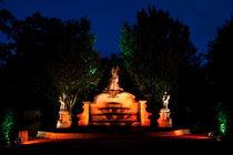 Neptunbrunnen von Florian Beyer