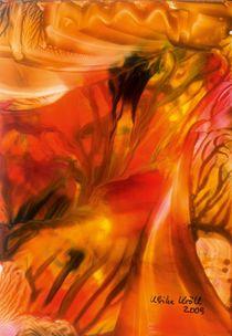 Flammenmeer von Ulrike Kröll