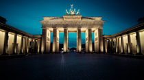 Brandenburger Tor - Berlin by spotcatch-net-photography