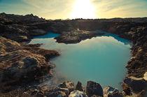 Blue Pool von spotcatch-net-photography