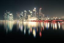 Singapore Skyline von spotcatch-net-photography