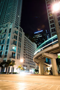 Miami Downtown by spotcatch-net-photography