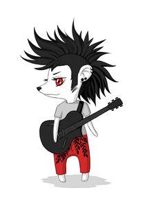 Rocker by freeminds