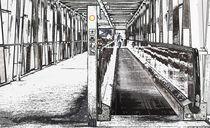 moving walkway von Leopold Brix
