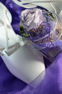 Hochzeitsschuh by Thomas Brandt