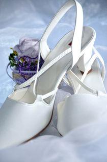 Hochzeitsschuh von Thomas Brandt