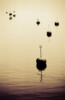 Tranquil sea von Lars Hallstrom