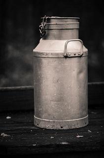 Milk churn von Lars Hallstrom