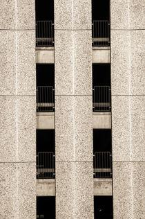 Concrete City by Lars Hallstrom