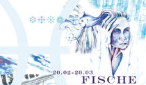 Fisch - Pisces von Ronit Wolf