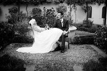 garden wedding von Stephen Williams
