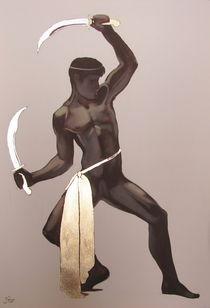 Dancer by Jakub Godziszewski