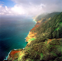 Na Pali Coast by Peter Tomsu