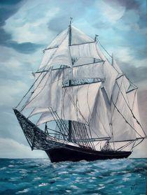 Thor Heyerdahl von Bärbel Knees