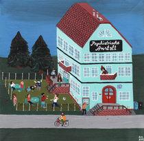 Psychiatrische Klinik - Mental Institution von Angela Dalinger