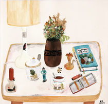 Still Life I von Angela Dalinger